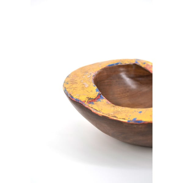 Teaková misa Erosi, 20 cm