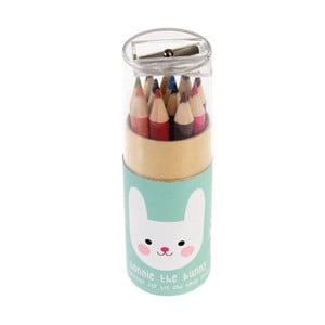 Sada 12 pasteliek v škatuľke Rex London Bonnie The Bunny
