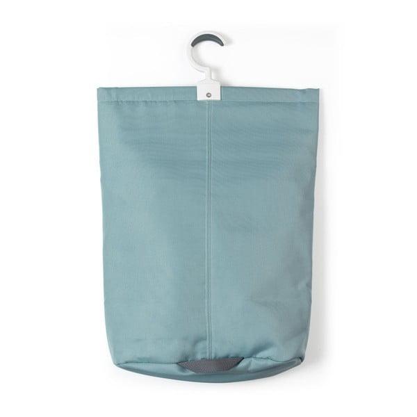 Závesná taška na bielizeň Space Blue, 35 l
