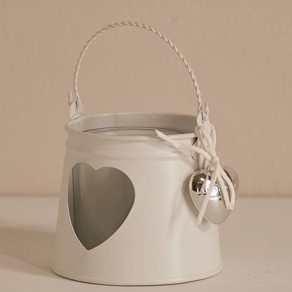 Svietnik Candle Heart, 15 cm