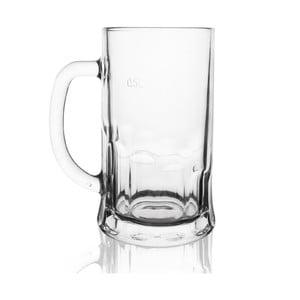 Pivné poháre Orion Foam 500 ml