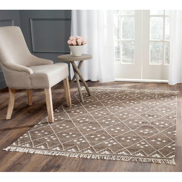 Vlnený koberec Sumner, 121x182 cm