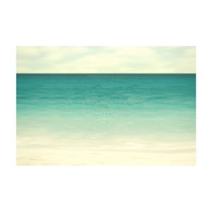 Obraz na plátne Marmont Hill Beachy And Watery, 61×41 cm