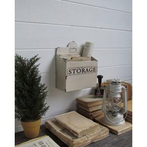Nástenný úložný košík Storage
