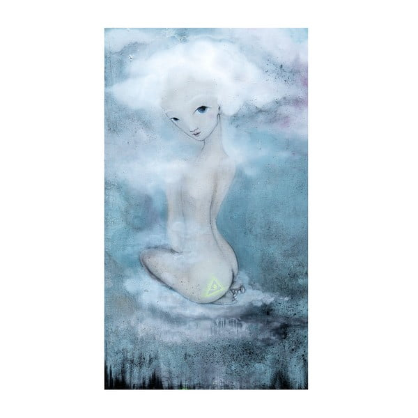 Autorský plagát od Lény Brauner Coura, 60x102 cm