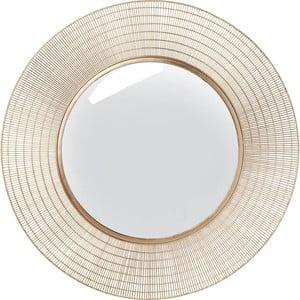 Zrkadlo Kare Design Nimbus Kupfer, ø90cm