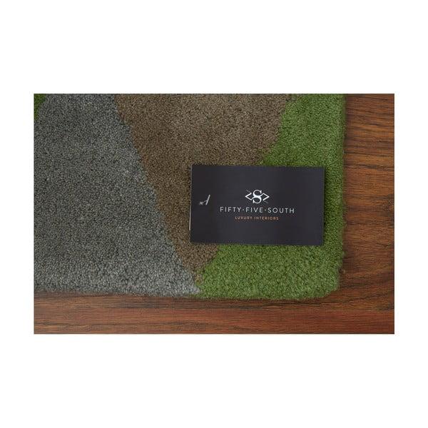 Ručne vyšívaný koberec Oslo, 150 x 240 cm