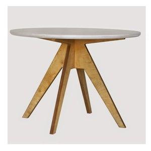 Stôl Edi Oak, 105 cm