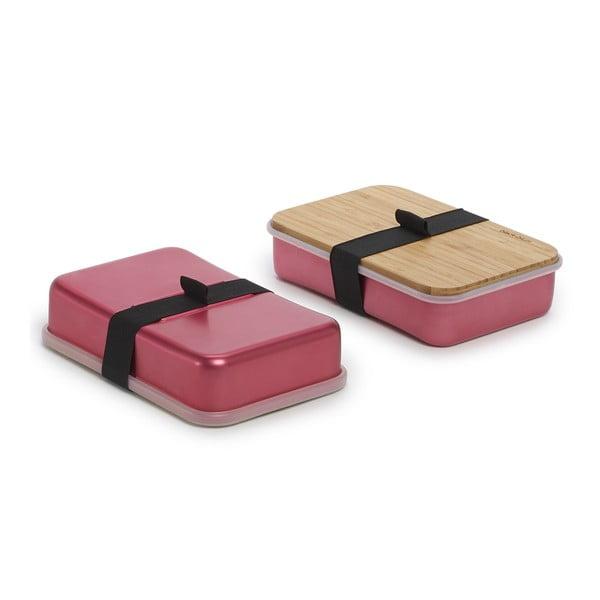 Sandwich Box, ružový