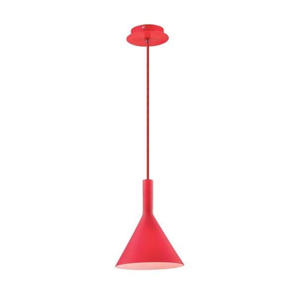 Nástenné svetlo Coctail Rosso, 20 cm