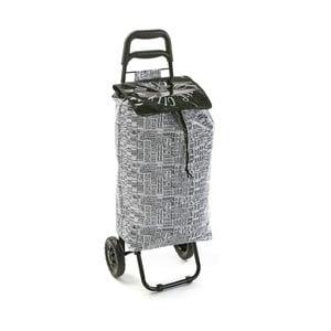 Nákupná taška na kolieskach Cart BW