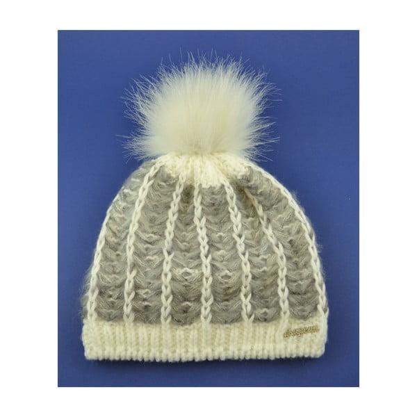 Dámska čiapka Teca Grey