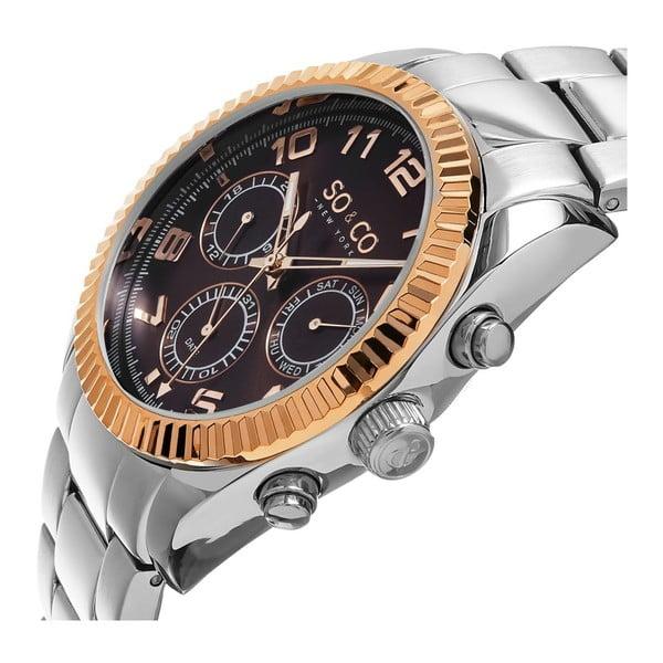 Pánske hodinky Madison Street Brown