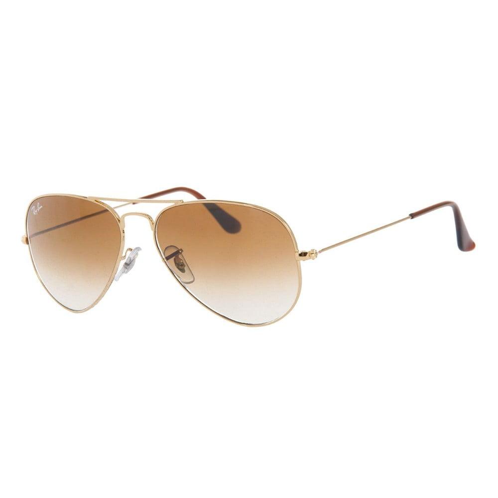 f9cbae567 Slnečné okuliare Ray-Ban Aviator Sunglasses Gold | Bonami