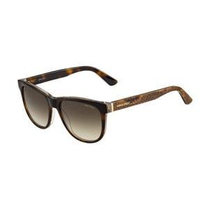 Slnečné okuliare Jimmy Choo Rebby Python/Brown