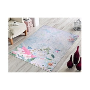Odolný koberec Vitaus Mom's Garden, 100 x 160 cm