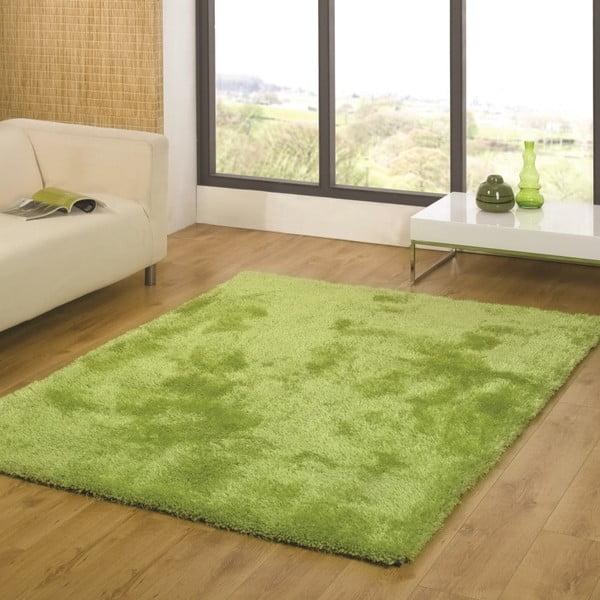 Koberec Twilight Lime Green, 160x220 cm