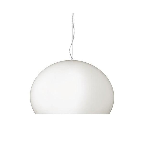 Biele stropné svietidlo Kartell Fly