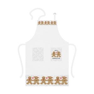 Bavlnená kuchynská zástera s vianočným motívom PPD Cookie Connection