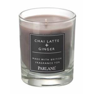 Sviečka v skle Parlane Chai Latte & Ginger