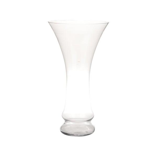 Sklenená váza Vase Vero, 50 cm