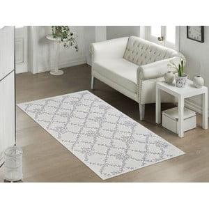 Béžový odolný koberec Vitaus Scarlett, 60x90cm