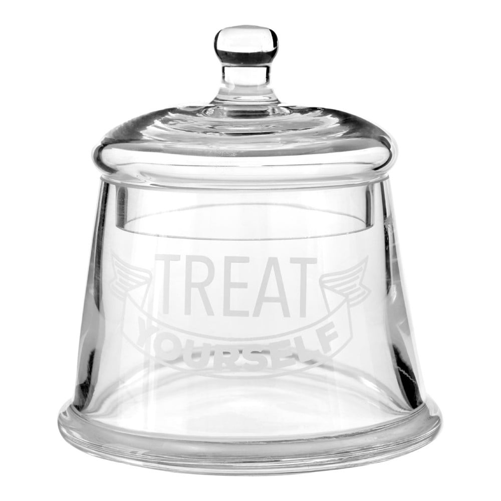 Sklenená dóza na sladkosti Premier Housewares