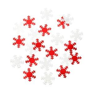 Vianočné dekorácie Talking Tables Snowflakes