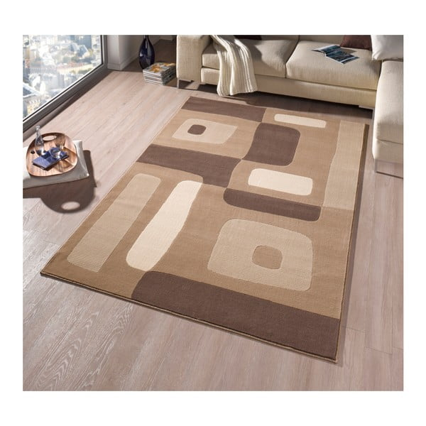 Koberec Hanse Home Hamla Will Brown, 80 x 200 cm