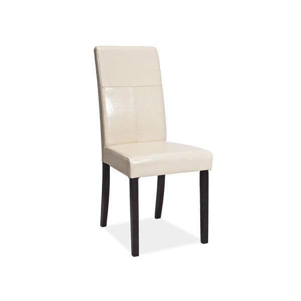 Stolička C114, krémová