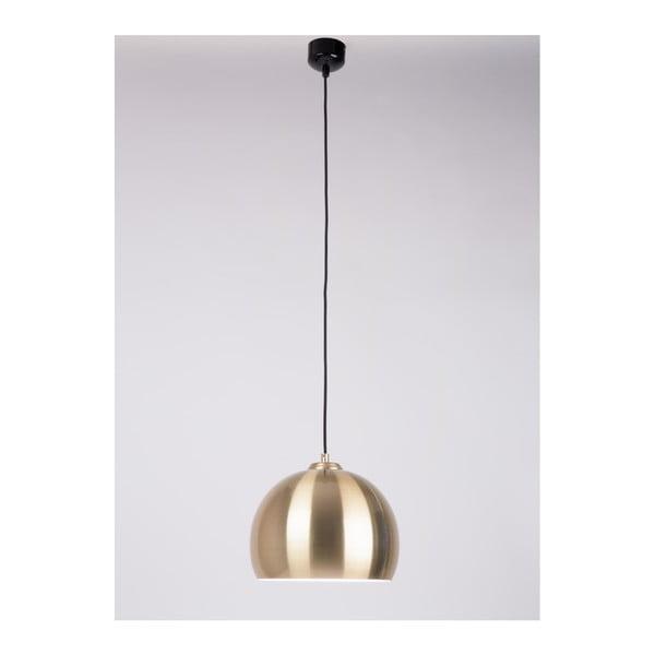 Stropné svietidlo v zlatej farbe Zuiver Big Glow