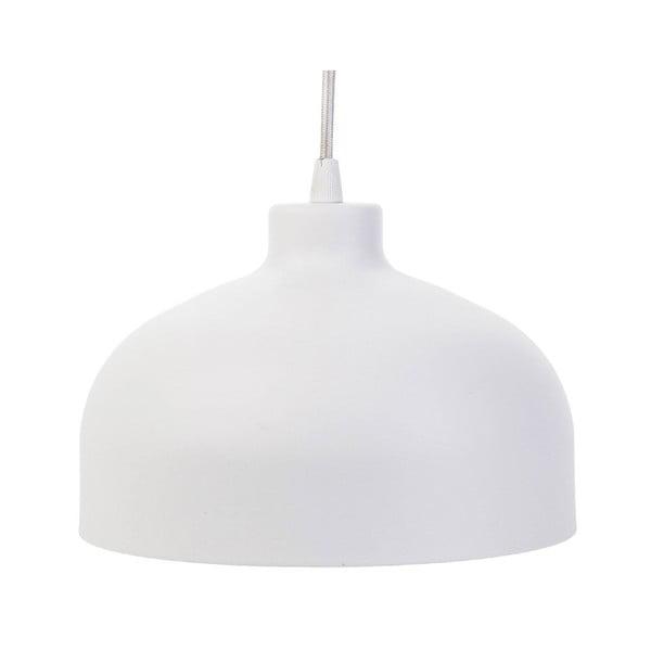 Biele stropné svetlo Loft You B&B, 44 cm