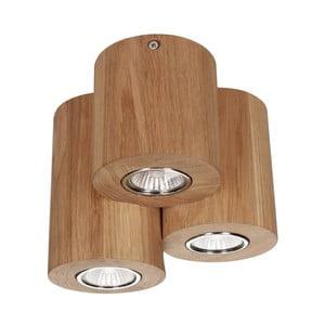 Stropné svietidlo BRITOP Lighting WoodDrea Duro Tres