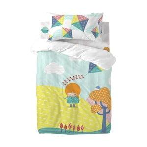 Detské obliečky z čistej bavlny Happynois Kite, 115×145 cm