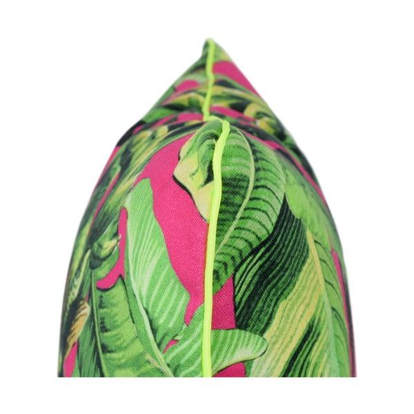 Bavlnená obliečka navankúš  HF Living Pink Palm 50x50cm