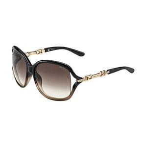Slnečné okuliare Jimmy Choo Loop Rose Gold/Brown