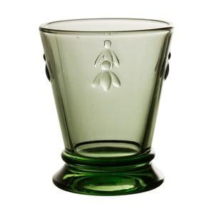 Zelený pohár Côté Table Abeilles