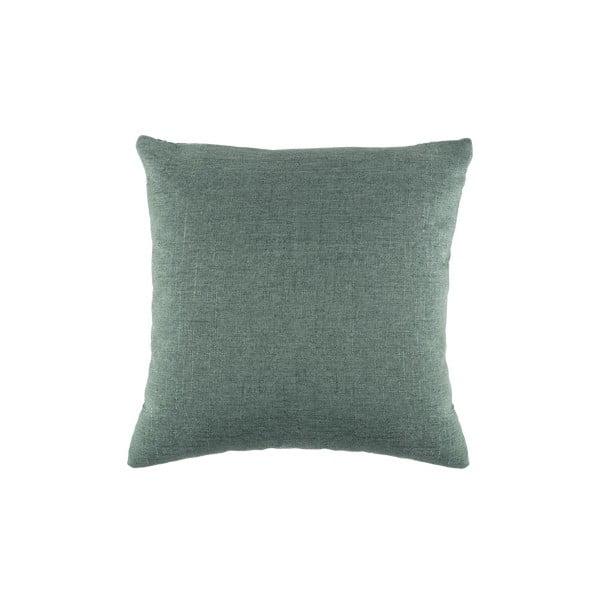 Zelený vankúš White Label Tim, 45×45cm