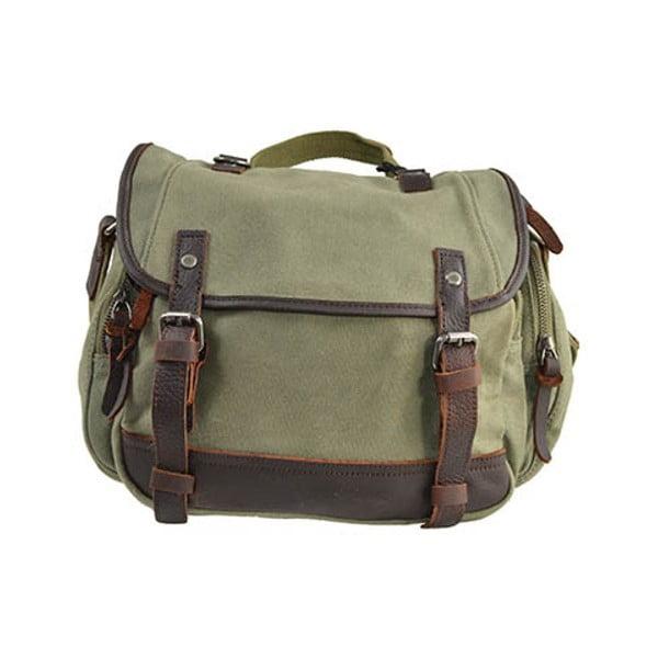 Zelená taška Adventurer
