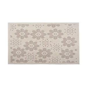 Bavlnený koberec Randa 60x90 cm, krémový