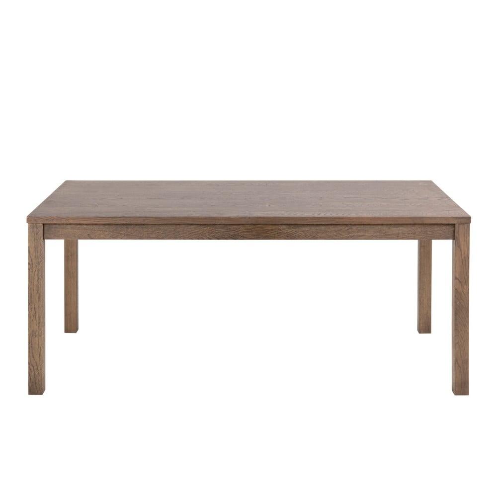 Drevený rozkladací jedálenský stôl Actona Brentwood