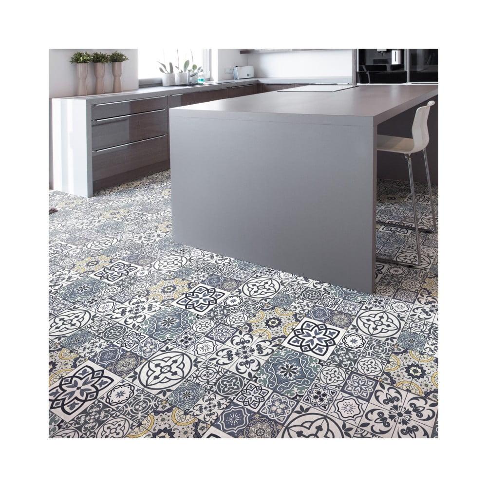 Samolepka na podlahu Ambiance Floor Sticker Romana, 40 × 40 cm