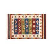 Ručne tkaný koberec Kilim Dalush 208, 150x90 cm