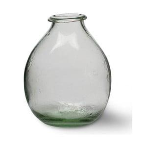 Váza z recyklovaného skla Garden Trading Vase, 17 cm