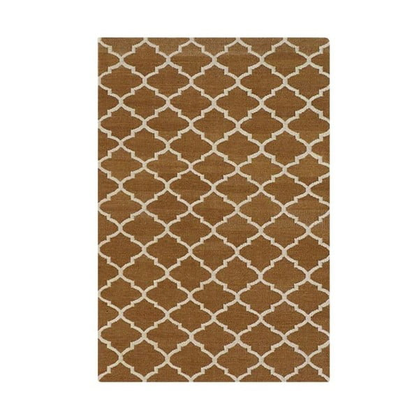 Ručne tkaný koberec Kilim D No.770, 155x240 cm