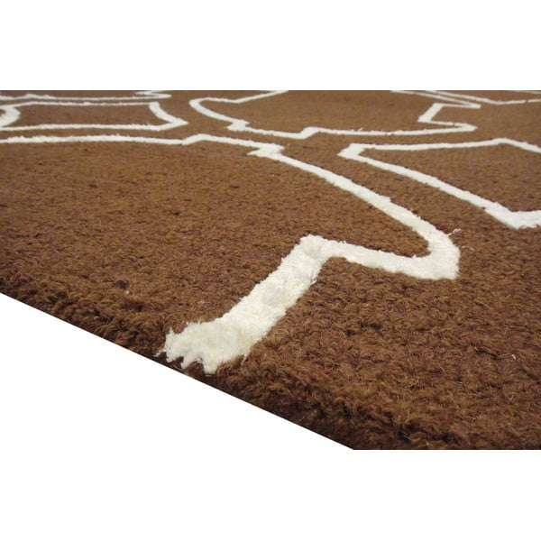Koberec Gemo Choco Ivory, 153x244 cm