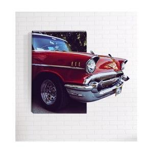 Nástenný 3D obraz Mosticx American, 40 x 60 cm