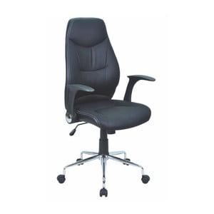 Čierna kancelárska stolička 13Casa Lawyer A11