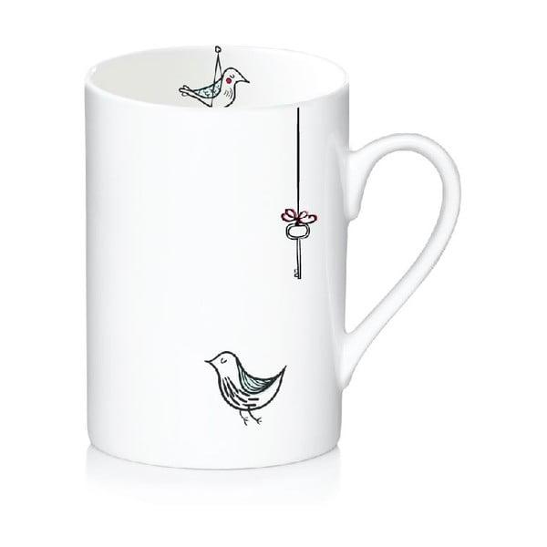Porcelánový hrnček We Love Home Bird