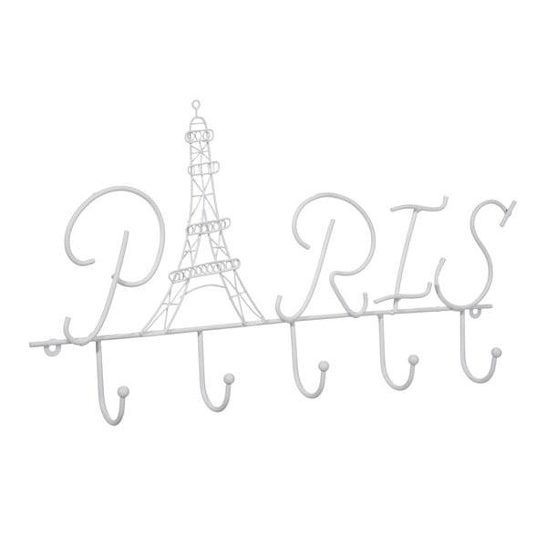 Vešiak na kabáty s nápisom Paris
